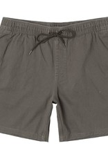 RVCA Escape Elastic Short Olive