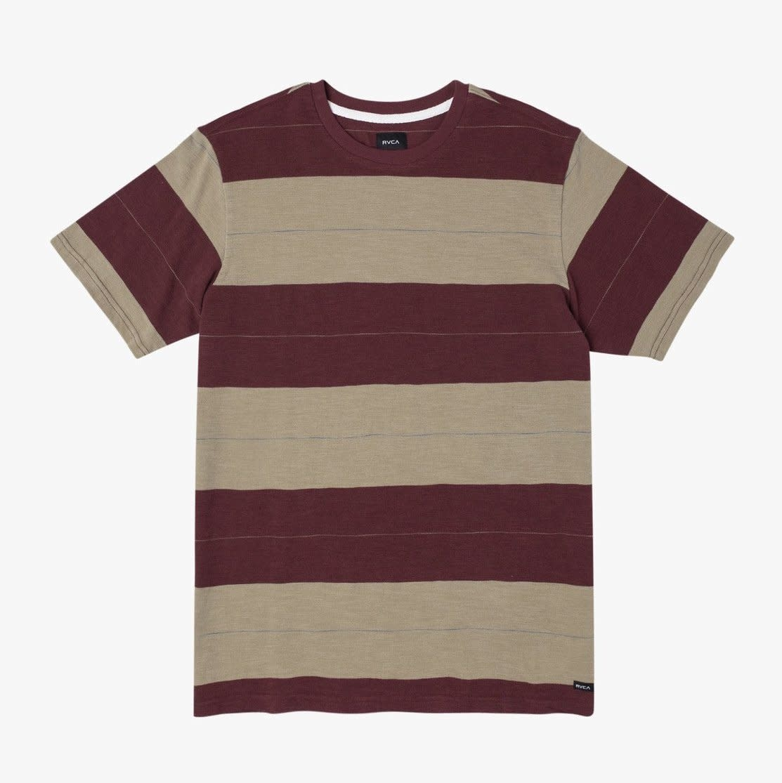 RVCA Rumble Crew Knit Oxblood