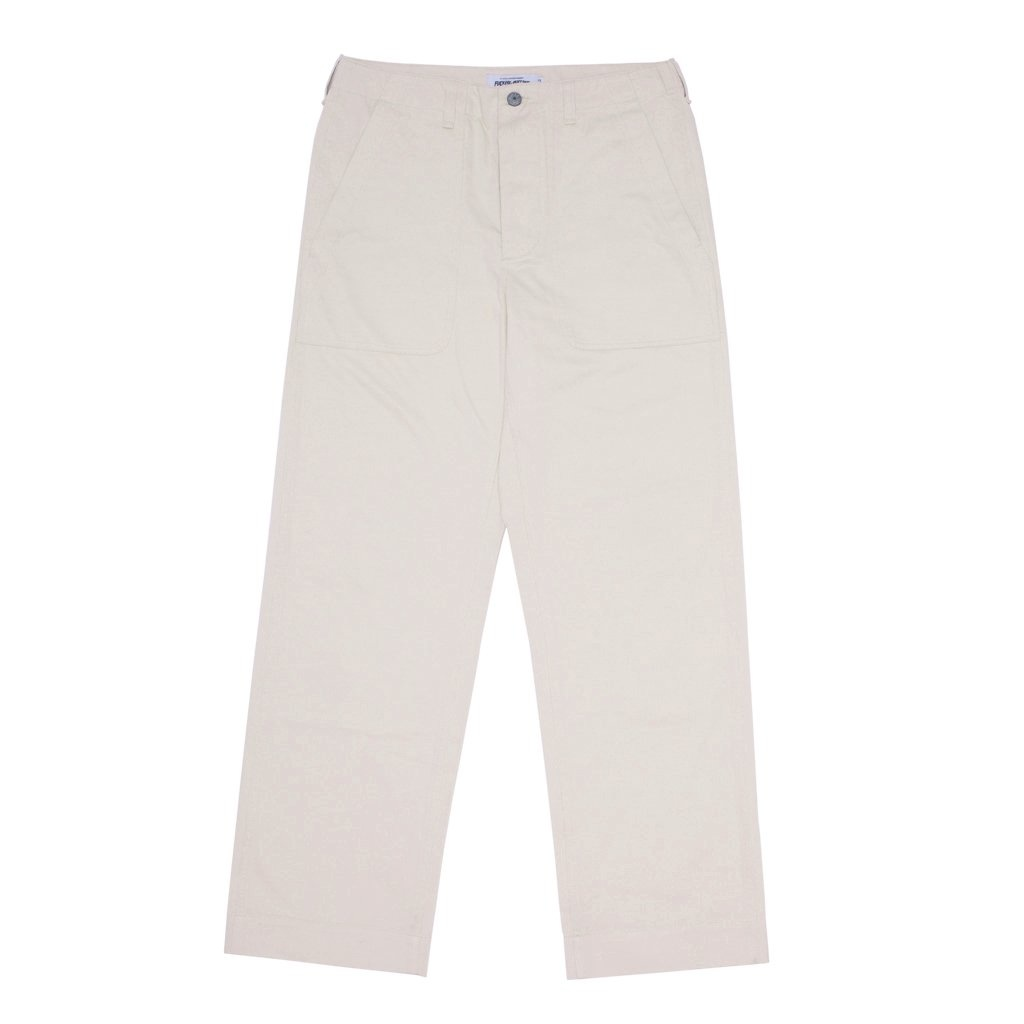 Fucking Awesome Utility Pant Off White