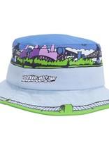 Fucking Awesome Boat Bucket Hat