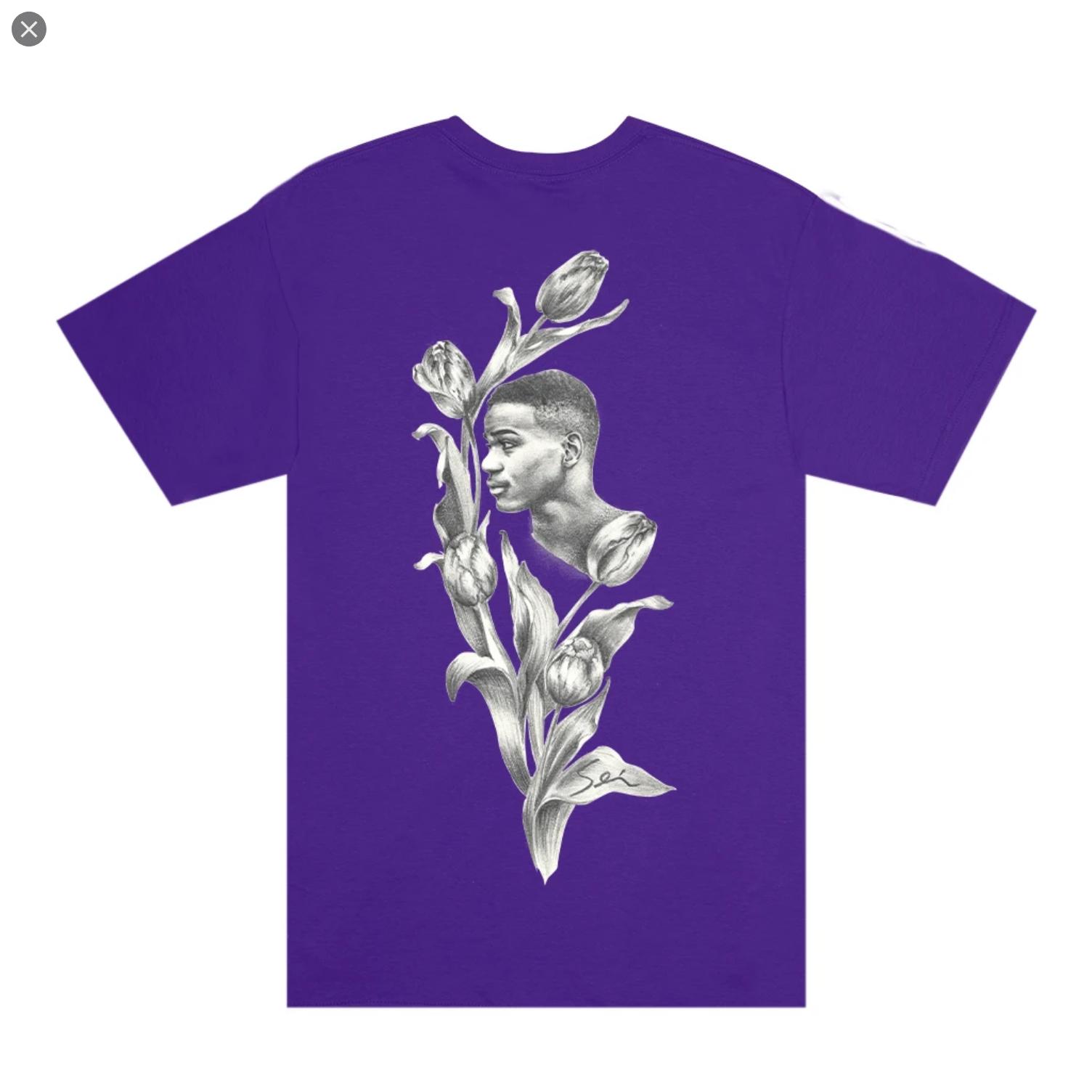 Fucking Awesome Flowers Purple