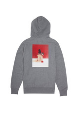 Fucking Awesome Prey Hoodie Heather