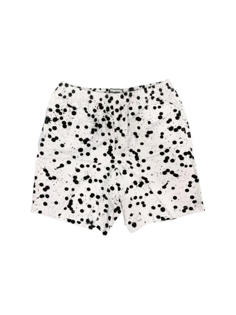 Fucking Awesome Paint Shorts White