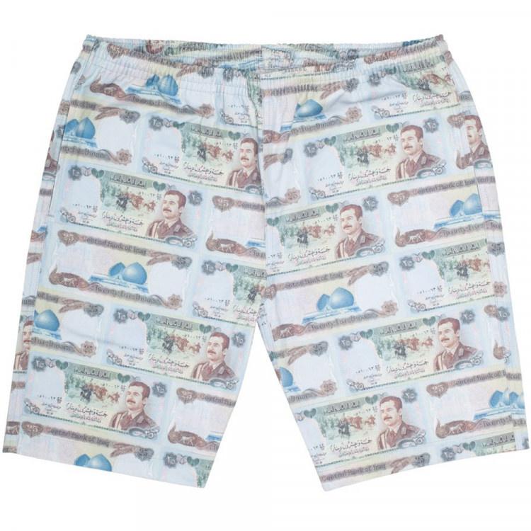 Fucking Awesome Saddam Money Shorts