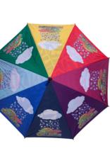 Fucking Awesome Multi Color Umbrella