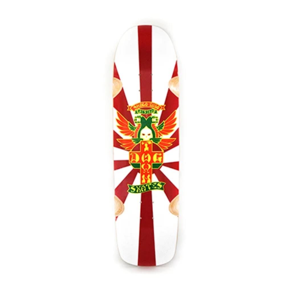 """Dogtown Shogo Kubo Pool Series 8.75"""" White/Red"""