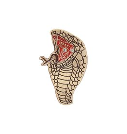 Hockey Snake Pin