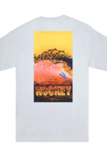 Hockey Silver Surfer Tee White