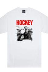 Hockey Blend In Tee White