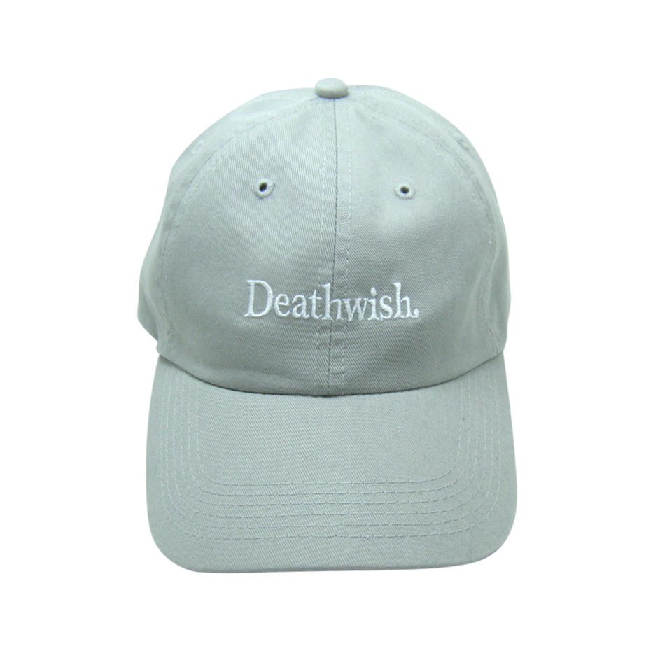 Deathwish Skateboards Too Much Silver Strapback