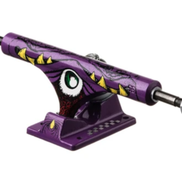 Ace Skateboard Truck Manufacturing Ace Truck Stock Purple Coping Eater 55