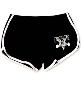 Thrasher Mag. Sk8Goat Night Short Black