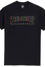 Thrasher Mag. Spectrum Black