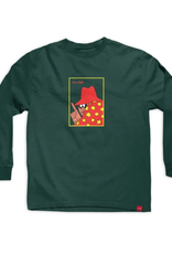 Chocolate Skateboards Freakout L/S Tee Forest
