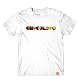Chocolate Skateboards Freakout Tee White