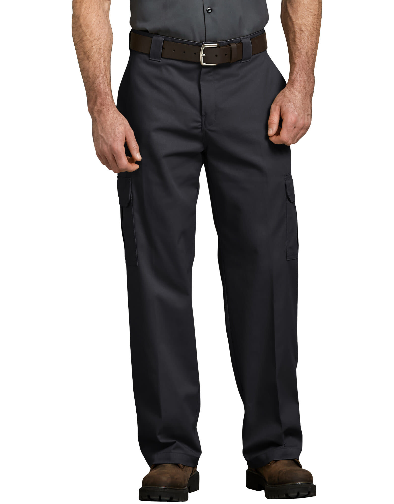 Dickies 598 Relaxed Fit Flex Cargo Pant Black