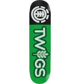 """Element Skateboards Twigs Logo 7.5"""""""