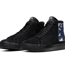 Nike USA, Inc. Nike SB Zoom Blazer Mid QS ISLE Black/Black