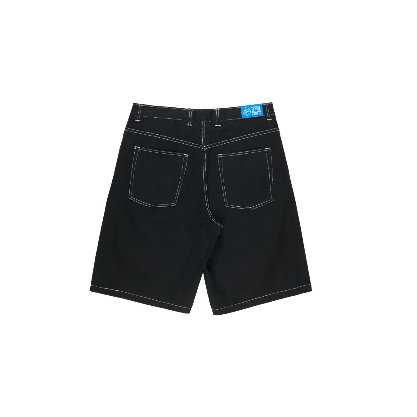 Polar Skate Co. Big Boy Shorts Black