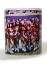 Hockey Cheerleader Mug