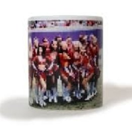 Hockey Cheerleader Mug