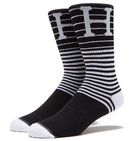 HUF Morris Sock Black