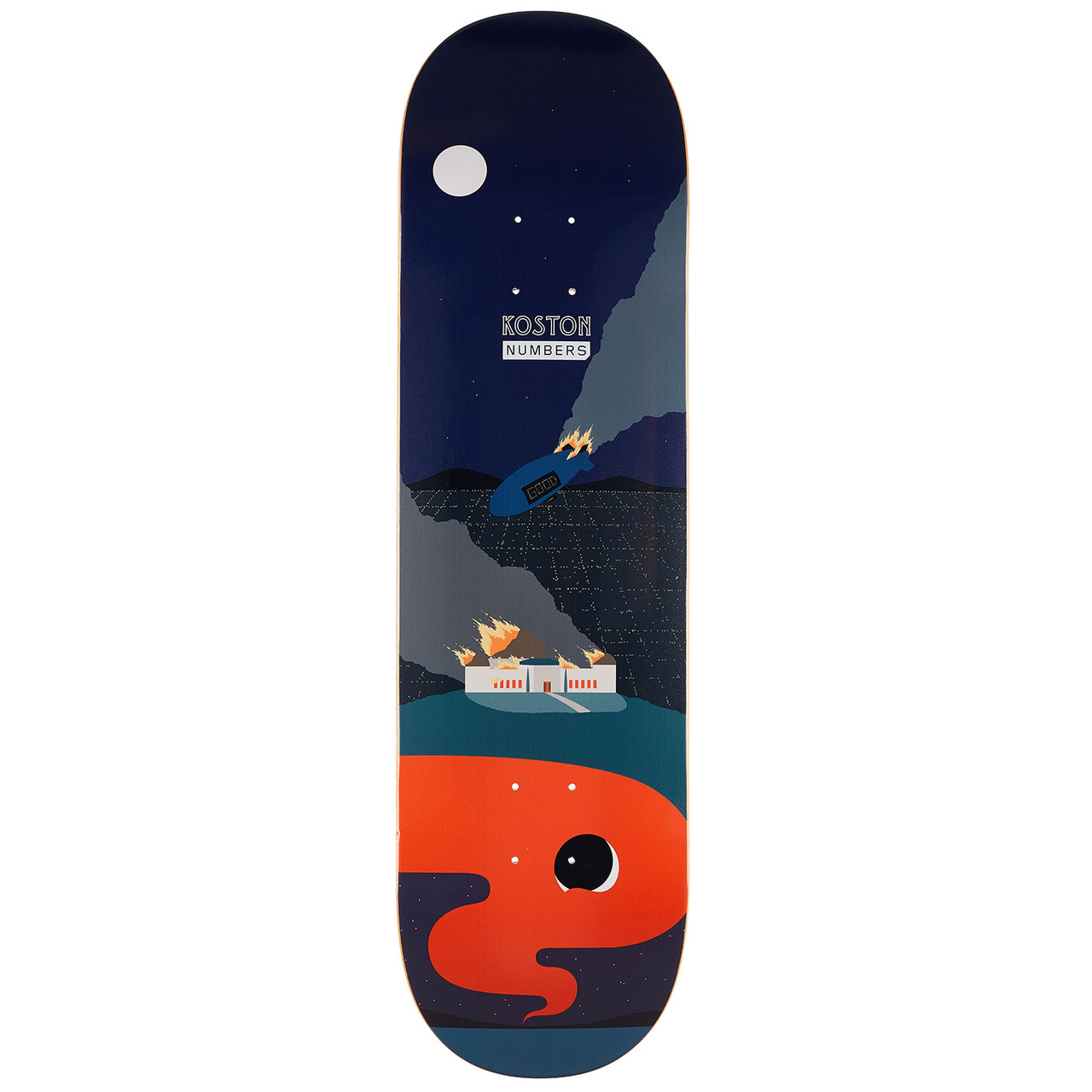 Numbers Edition Koston Edition #6 (Series 1) 8.5