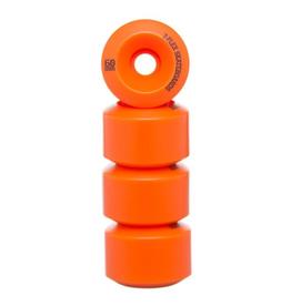 Z Flex Z-Pro V2 90a Wheels Orange 60mm