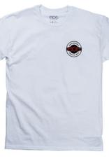 Ace Skateboard Truck Manufacturing Seal Logo White Tee