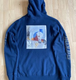 Fucking Awesome Nautical Rome Hoodie Navy