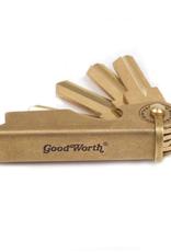 Good Worth & Co Key Case Set Of 4