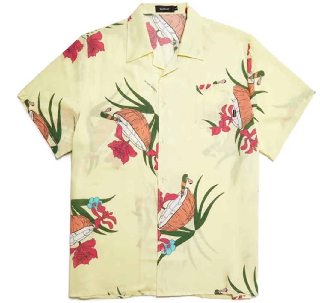 Good Worth & Co Club Tropics Button up