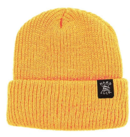 Hard Luck Mfg. OG Woven Gold Beanie