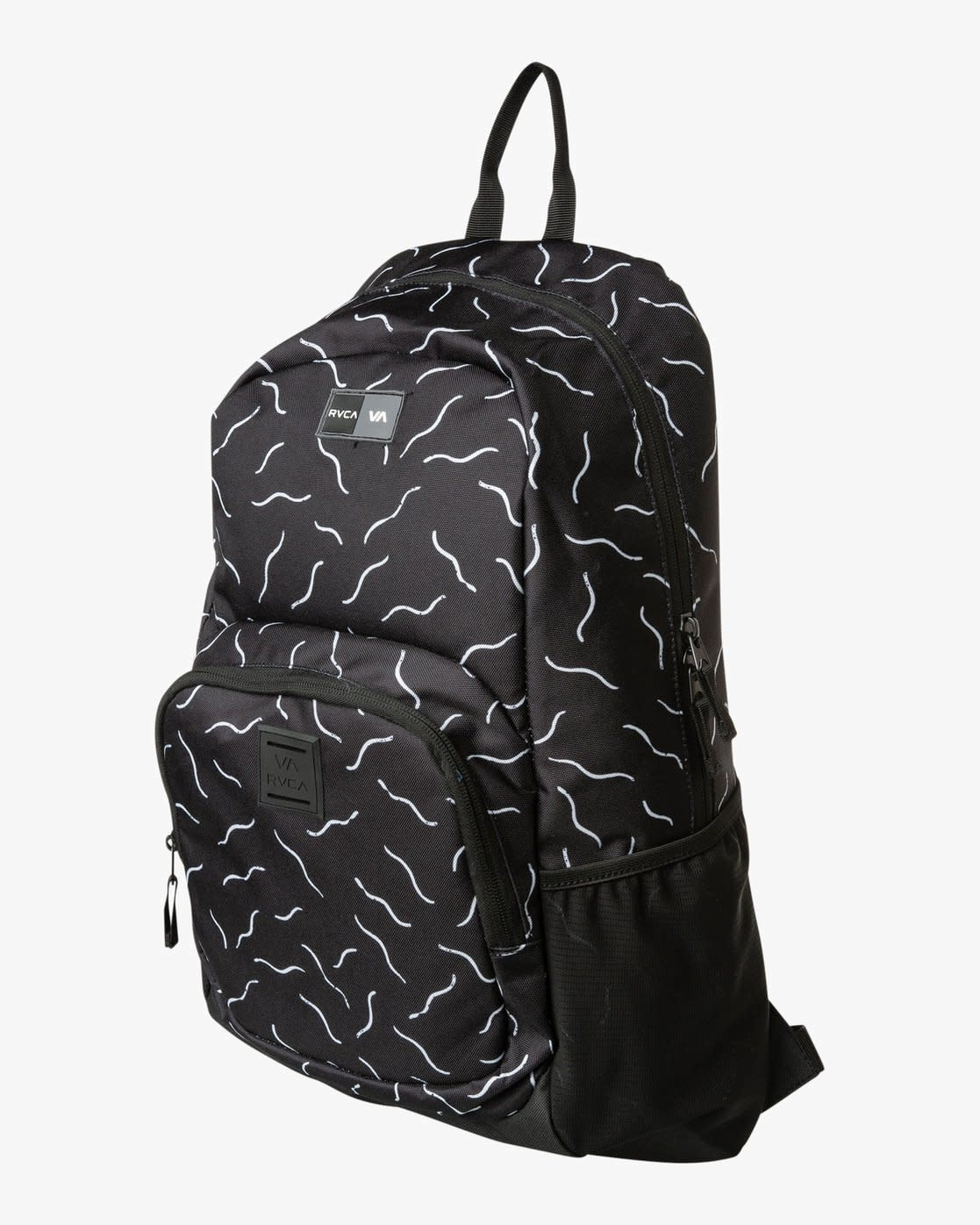 RVCA Estate Backpack Black/White
