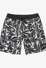 RVCA Mahalo Palm Trunk Antique White