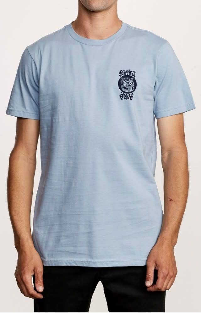 RVCA Bengal Tee Dusty Blue
