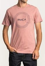 RVCA Compass Red