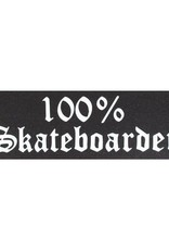 Hard Luck Mfg. 100% Skateboarder Mob Griptape Large