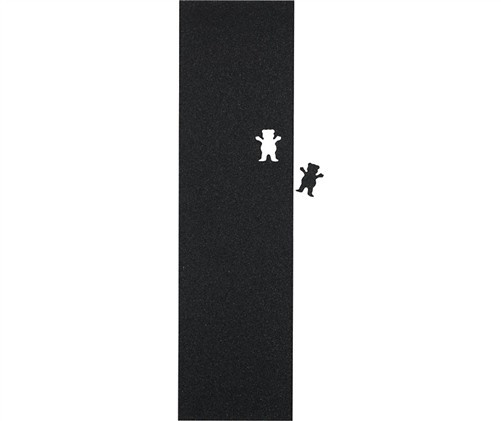 Grizzly Griptape Bear Cutout Regular Griptape
