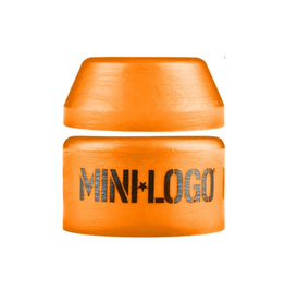 Bones Mini Logo Bushing Set Orange 94a