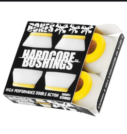 Bones Bones Hardcore Bushings Med/WHT