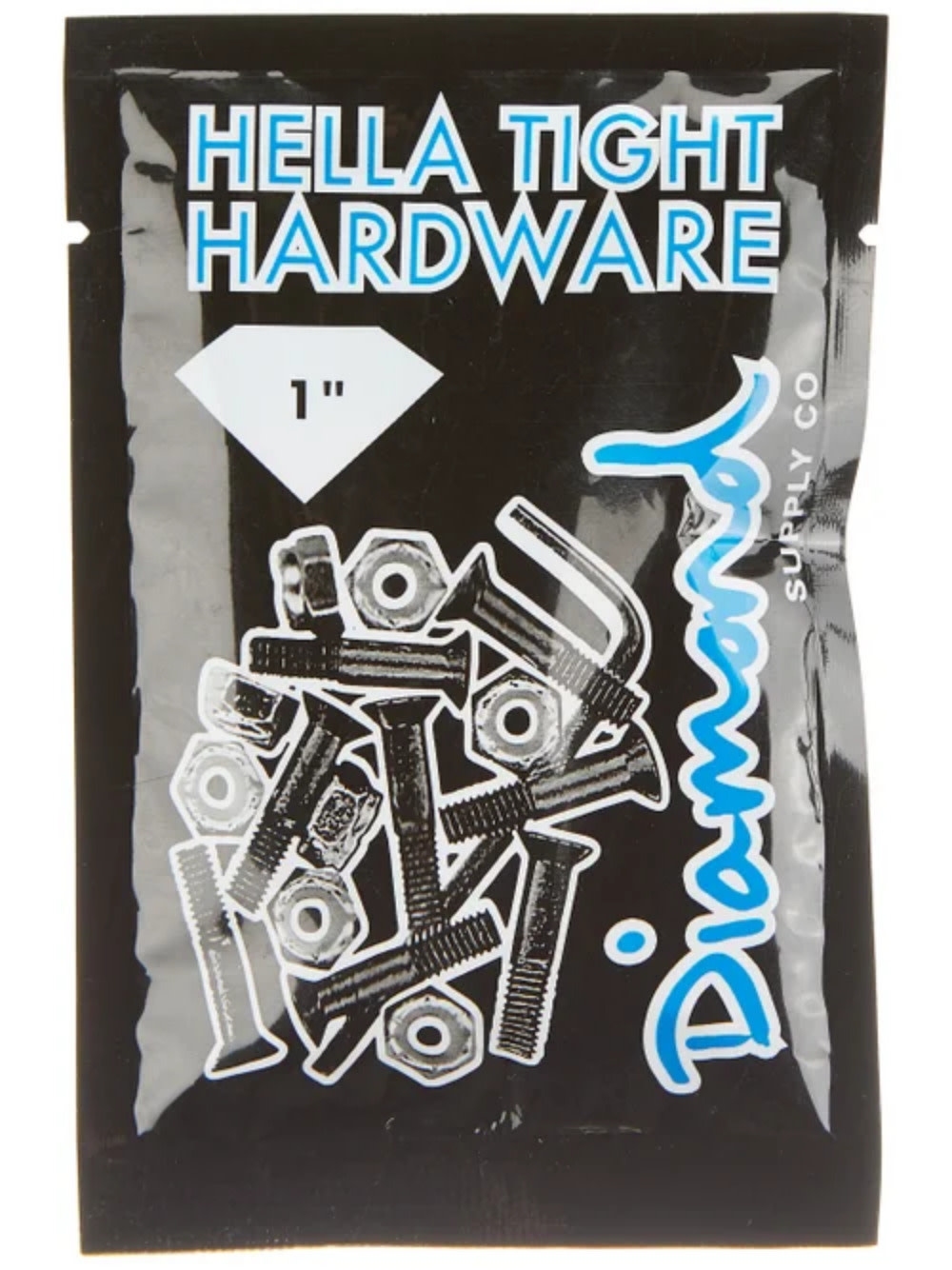 "Diamond Supply Company, Inc Diamond Hella Tight Hardware Gold 1"" Allen"