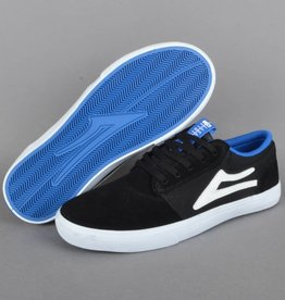 Lakai Kids Griffin BlackSuede/Blue