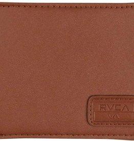 RVCA Dispatch Wallet Tan