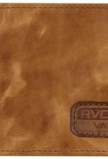 RVCA Dispatch Wallet Light Brown