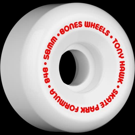 Bones Bones Skate Park Wheels Hawk 60mm