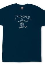 Thrasher Mag. Gonz Thrasher Navy Tee