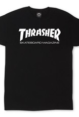 Thrasher Mag. Skate Mag Black Tee