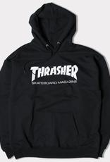 Thrasher Mag. Skate Mag Black Hoody