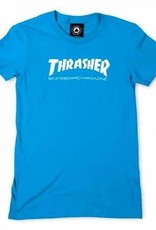 Thrasher Mag. Skate Mag Women's Teal Tee